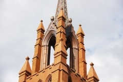 Cathedral in Charleston