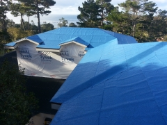 Monterey, CA roofing project